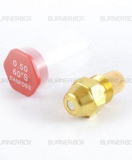 Danfoss Oil Burner Nozzle 0.5GPH 60deg