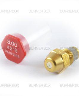 Danfoss Oil Burner Nozzle 3.00GPH 45deg