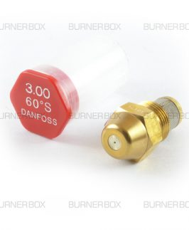 Danfoss Oil Burner Nozzle 3.00GPH 60deg