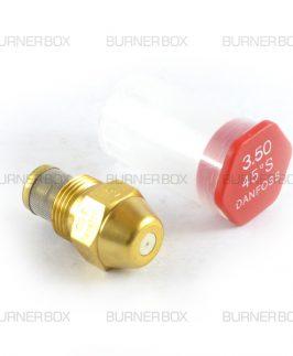 Danfoss Oil Burner Nozzle 3.50GPH 45deg
