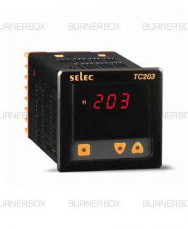 Selec Temperature Controller TC 203