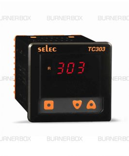 Selec Temperature Controller TC 303